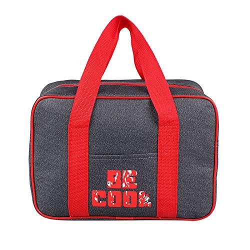 Amazon.com : DUZHOME Wine Cooler Bag 10L PEVA Picnic Box ...