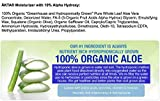 ÄKTA® 10% Alpha Hydroxy Treatment 2 oz: Based on Nutrient Rich Organic Aloe