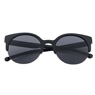 c8db592dea8 Fashionable Design Unisex Classic Round Shape Circle Frame Semi ...