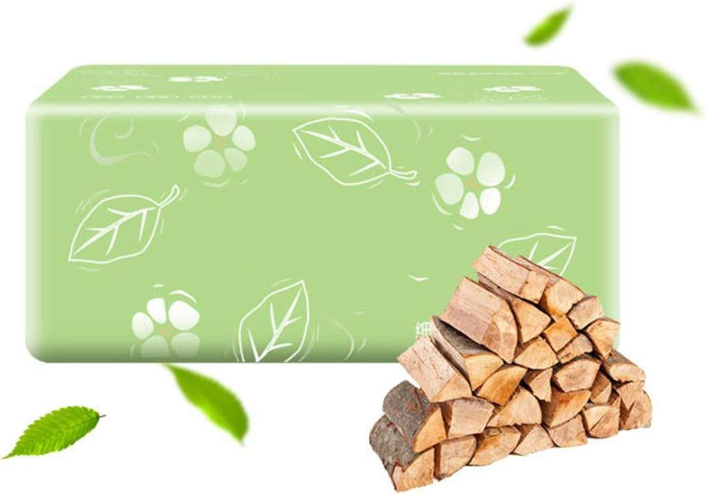 Pack of 3 300 Tissues per Box Birmolun 3-Ply Facial Tissue Daily Soft /& Comfort Facial Tissues