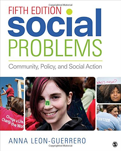 1483369374 - Social Problems: Community, Policy, and Social Action