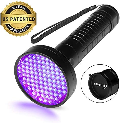 Escolite Flashlight Ultraviolet Blacklight Flashlights product image