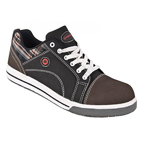 Ardon Arbeitsschuhe Sicherheitsschuhe Sneaker Schutzschuhe Zehenschutzkappe S3(derrik)