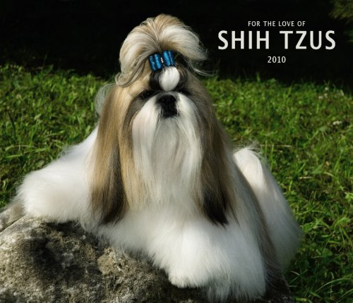 Shih Tzu, For the Love of 2010 Deluxe Wall (Multilingual (Shih Tzu 2010 Calendar)