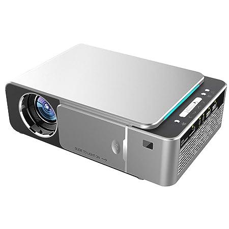 Hanbaili Proyector 1080P HD Proyector Full HD 1080P Portátil ...