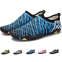 Water Shoes Aqua Socks Quick-drying for Beach Diving Swim Surf Yoga Exercise Wading
