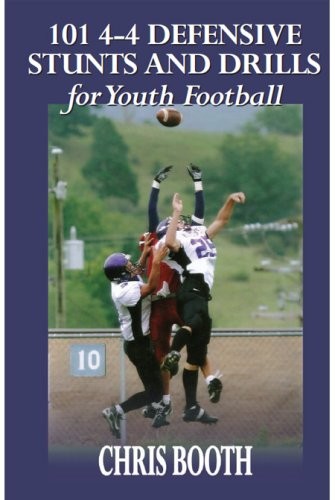 101 4-4 Defensive Stunts and Drills for
