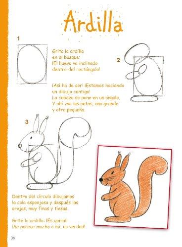 Escuela De Dibujo Para Niños Aprender A Dibujar Paso A Paso De
