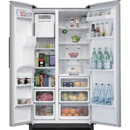 Samsung - frigorifero side by side RS5095DAC finitura acciaio inox ...
