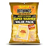 HotHands Body and Hand Super Warmer 10 pad Value Pack
