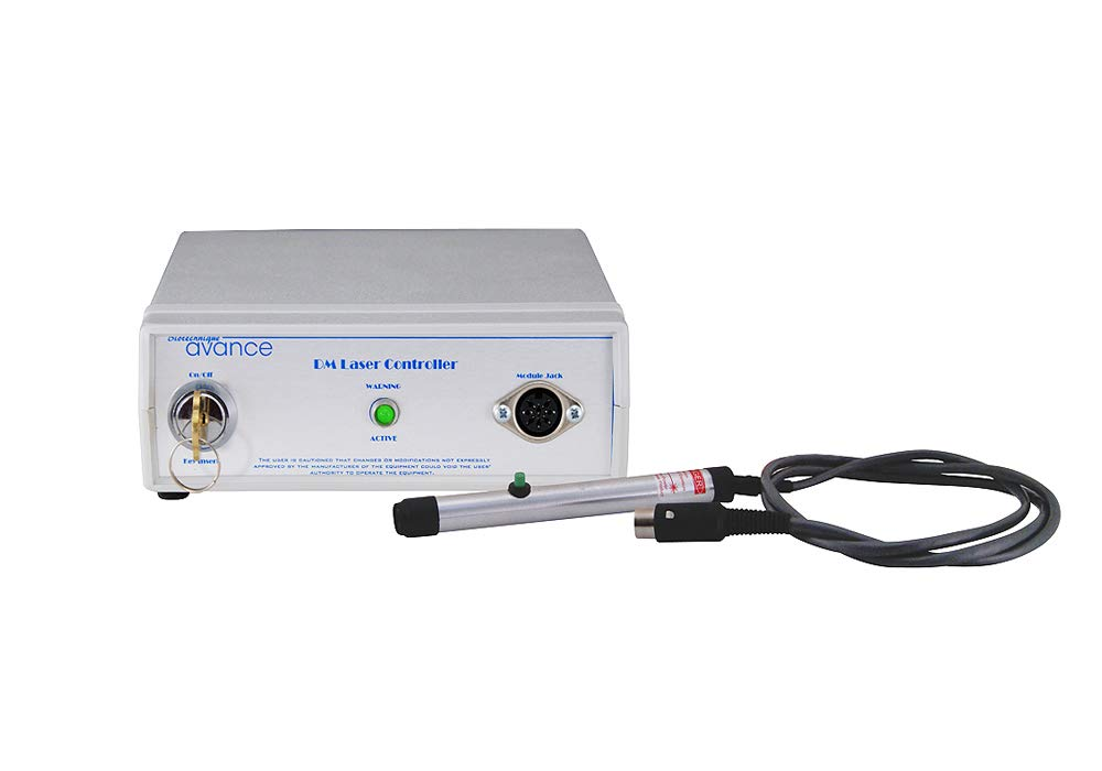 Affordable nail fungus treatment device, home & clinic equipment for toenail fingernails infection.