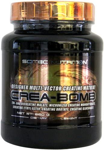 Scitec Nutrition Creabomb, Pink limonade, 660 g, 25093