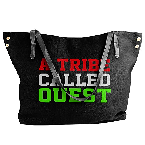 Tribe Called Quest Red Green Logo Handbag Shoulder Bag For Women - Tribe Called Quest Costume