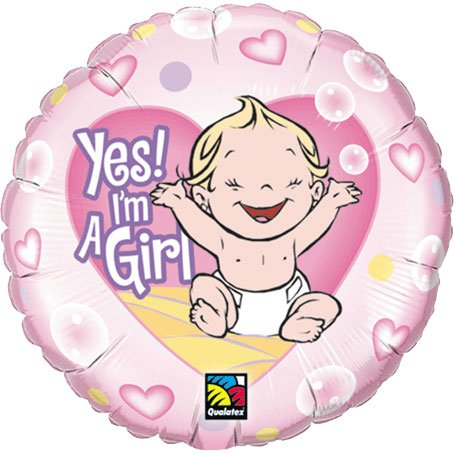 pioneer-balloon-company-yes-im-a-girl-foil-18-multicolor