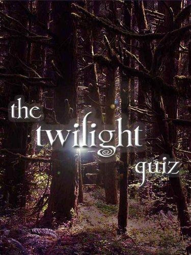 Twilight Series Interactive Games Quiz Book EXPERTS ONLY: 101 Interactive Quizzes for Twilight Series Fans