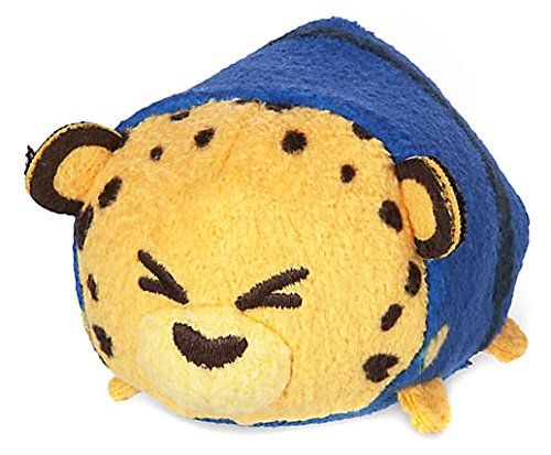 Disney Tsum Tsum Zootopia Officer Clawhauser 3.5