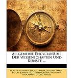 img - for Allgemeine Encyclop Die Der Wissenschaften Und K Nste ... Volumen XIX (Paperback)(German) - Common book / textbook / text book