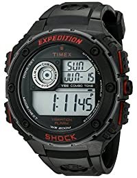 Timex Men's T499809J Expedition Watch with Black Band