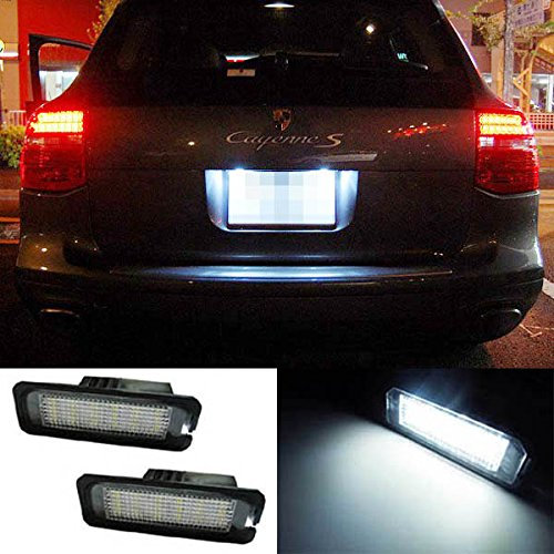 ijdmtoy-18-smd-error-free-led-license-plate-lights-for-volkswagen-golf-gti-cc-rabbit-eos-beetle-phae