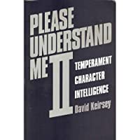 Please Understand Me Book