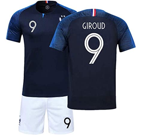YXST Campeón Camiseta de Fútbol Uniforme de 2018 Copa Mundial de ...