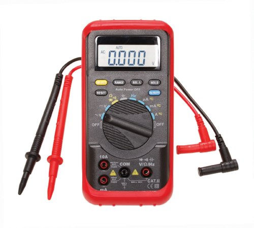 ESI 480A Auto Ranging Multimeter