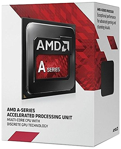 AMD A8 7600 Quad Core Processor AD7600YBJABOX product image