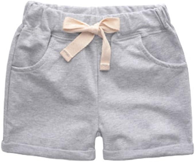Pantalones Cortos de Verano para niños pequeños Pantalones Cortos ...