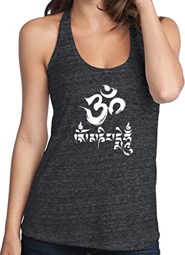 Yoga Clothing For You Ladies OM MANI Padme HUM T-Back for sale  Delivered anywhere in Canada