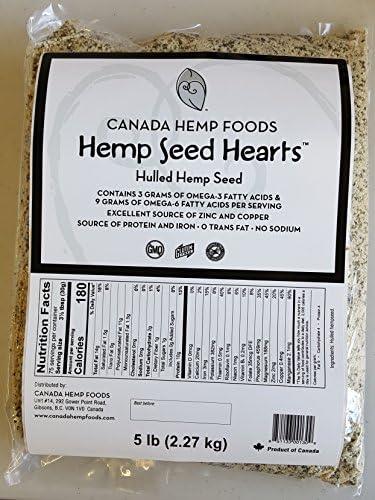 Canada Hemp Foods Hearts Pound product image