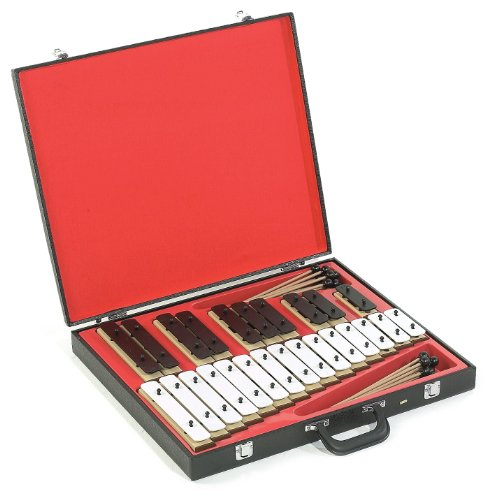 Chime Case - Percussion Plus Chime Bar in a Case (Set of 25)
