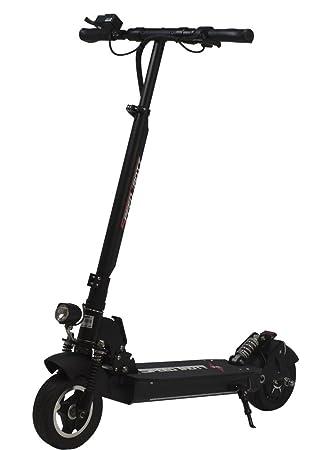 Speedtrot RS350 Patinete eléctrico Unisex, Negro: Amazon.es ...