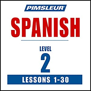 Spanish Level 2 Speech