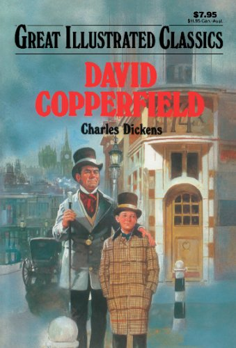 David Copperfield (Great Illustrated Classics) ebook