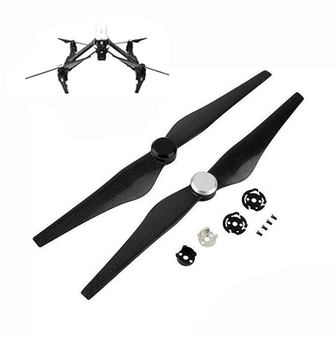 YCDEAR 1 par 1345S hélices de Repuesto para dji Inspire 1 Drone ...