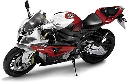 Bmw Genuine Motorcycle Motorrad S1000rr Miniature Model Color Black