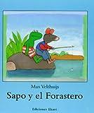 Sapo y el Forastero, Max Velthuijs, 9802571407