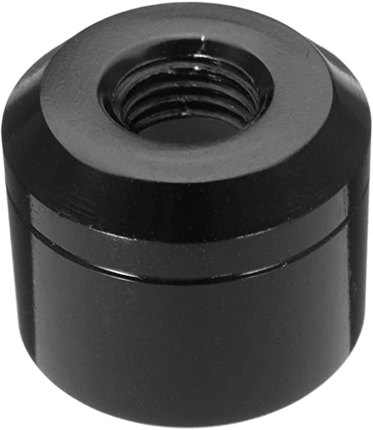 Black Lift-Up Reverse Lockout Shifter Shift Knob Adapter for Manual Shifters