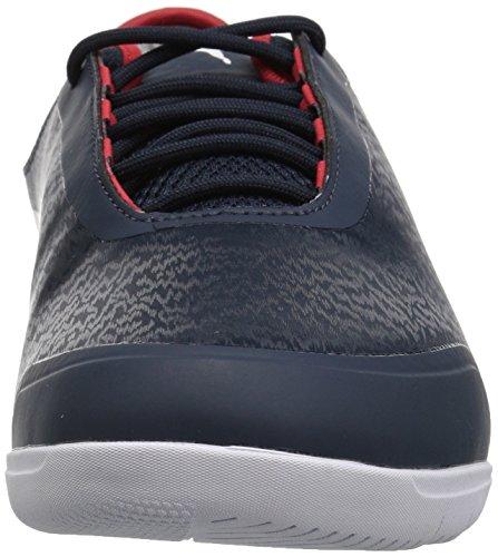 Puma Heren Bmw Ms-wisselaar 2 Sneaker Team Blauw-puma Wit-hoog Risico Rood