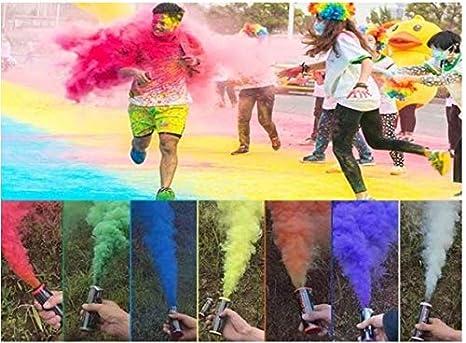 Mallalah Colors Smoke Cake Colorful Smoke Effect Show Bomb