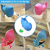 Tub Faucet Cover Baby Outdoor Bathtub - Sea Lion Tub Faucet Cover - Faucet Cover DIY - Baby Proof Winter - Easy Install - Safe Children Infant Child Pet Toddler Bathing Kitchen Patio - Crocodile Gift