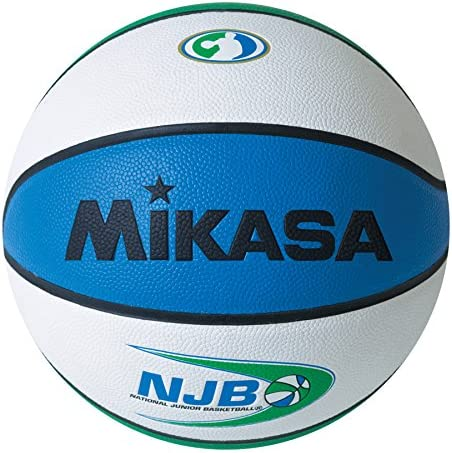 Mikasa Nacional Junior Basketball Juego Oficial Bola, BQ15000NJB ...
