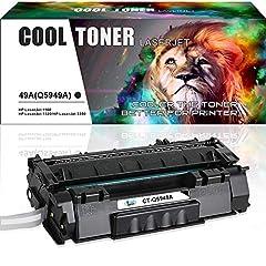 Cool Toner 4PK Compatible for HP M281fdw CF500A CF500X HP 202A 202X Toner Cartridges for HP Laserjet Pro MFP M281fdw M254dw M281cdw M281dw M280nw M254 M281 CF501A CF502A CF503A Toner Printer Ink