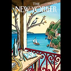 The New Yorker, April 18th 2011 (Lizzie Widdicombe, Claudia Roth Pierpont, Lore Segal)