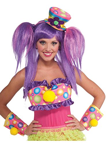 Big Top Clown Plus Costumes - Forum Novelties Circus Sweetie Mini Top