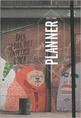 2014 Plan B Diary (Planner) by New Internationalist