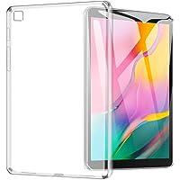 Samsung Galaxy Tab A 10.1 2019 Case, Vicstar Slim Soft TPU Cover Shock-Absorption Bumper Cover Anti-Scratch Back Cover for Samsung Galaxy Tab A T515/T510 10.1 2019-Clear
