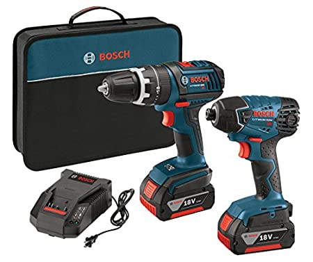 Bosch 2-Tool Combo Kit
