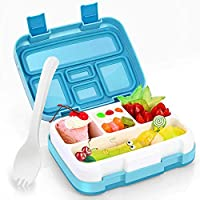 Deals on Hometall Lunch Box for Kids with Spoon