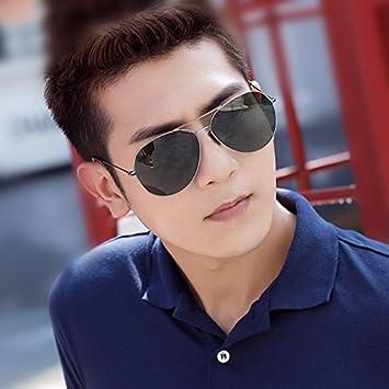 HHHKY&T Gafas De Sol Polarizadas Las Gafas De Sol Prejuicios Masculinos Gafas Óptica Gafas De Sol